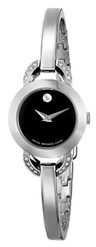 Damen Movado Rondiro Diamant Uhr 0606798 - Movado Uhren Damen