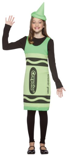 'Rasta Imposta Crayola Hundekostüm Tank Kleid Kind Kostüm ()