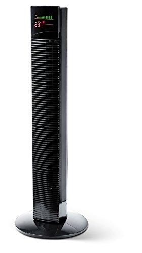 thomson thvel491tt ventilateur tour led oscillant sur. Black Bedroom Furniture Sets. Home Design Ideas