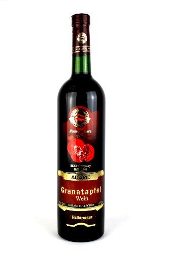Arame Grantapfelwein halbtrocken - 0,75 l