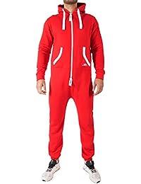 big sale 0358e 6a071 Suchergebnis auf Amazon.de für: Overall Rot - Herren: Bekleidung