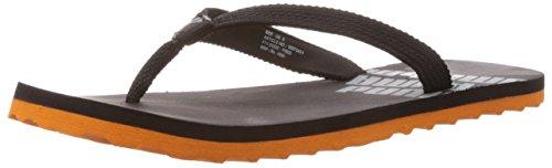 430f6373bf36 Puma 4055263221712 Mens Issac Ng Dp Black And Orange Flip Flops Thong  Sandals 8- Price in India