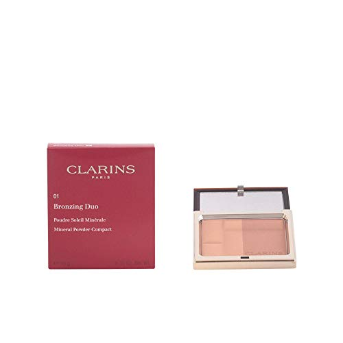 Clarins Bronzing Duo #01-Light 10 gr