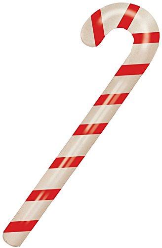 Riesige aufblasbare Candy Cane - (Candy Kostüme Cane)