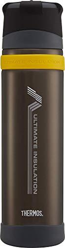 Thermos Ultimative MK II Vakuum-Isolierflasche - 900 ml (braun)
