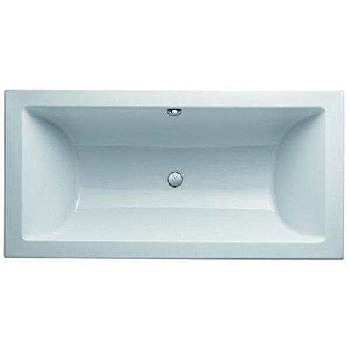 Keramag Badewanne Acryl Preciosa II 180x90cm weiß(alpin), 600385000