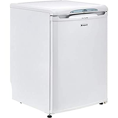 HOTPOINT RZA36P1 Future 60cm Wide Freestanding Under Counter Freezer - Global White