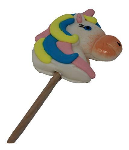 Einhorn Lutscher Unicorn Pops 24 hübsche Lutscher einzeln 45g (Einhorn Lutscher)