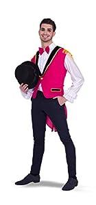 Folat 64012 - Disfraz para hombre, multicolor