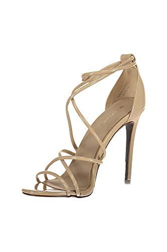 Guess marciano 92g9b29096z calzatura sandalo donna rosa nude 38