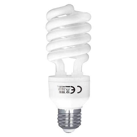 Leuchtmittel Kompaktleuchtstofflampe 1/2Spirale 26W (130W) E272700K -