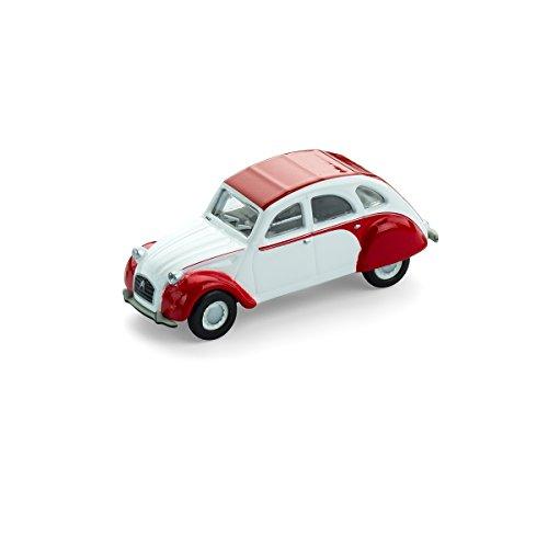 Modellauto mit Magnet für Kühlschrank und Pinnwand – Kultauto Citroën 2CV Dolly