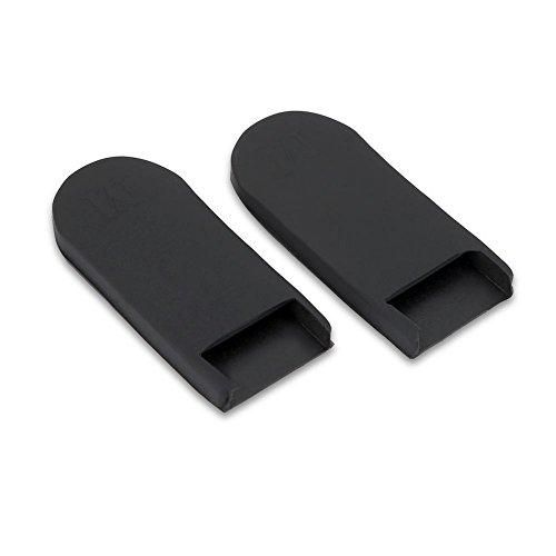 Dilwe, gommini copri chiave per sassofono, 2 pezzi
