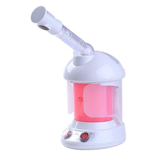 Ion Nebel Gesicht Dampf Gesichtssauna Dampfer Luftbefeuchter Ozon Fogger Gesicht Sprühgerät Professionel Schönheit Salon Spa Haut Behandlung ()