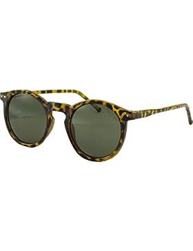 Vintage stile college–Occhiali da sole tartaruga