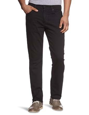 Levi's® - Jean - Skinny/Slim Fit - Homme Skinny/Slim Fit - Noir (Black Rinse Stretch) -  FR:W30/L30 (Taille fabricant: W30/L30)