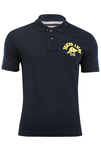 Tokyo Laundry Herren Poloshirt XXL dunkles marineblau