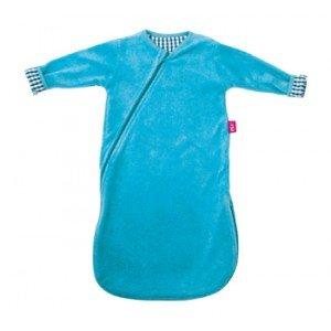 ISI mini 9021119A Schlafsack mit langen Ärmeln, mit Spezial Reißverschluss, Länge 80 cm