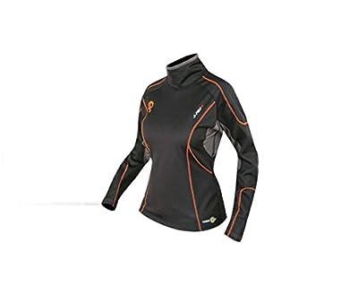 Thermoshirt Winter Atmungsaktiv Motorrad Textilshirt Funktionsshirt Frau