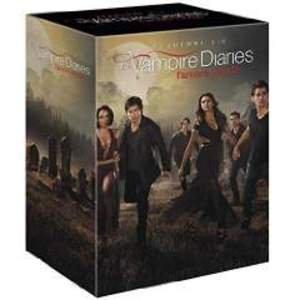 The Vampire Diaries - Stagioni 1 - 5 - Cofanetto (25 DVD) - Edizione Italiana