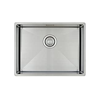 COPA Design Kitchen Sink L500370 Flushmount/Undermount