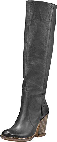 Timberland Women's Marge Tall Slouch Boot Nine Iron 6 B US B (M) - Tall Womens Clothing