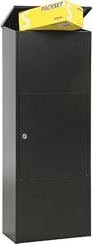 MEFA Paketkasten / Paketbox ERIK, anthrazitgrau (RAL 7016)