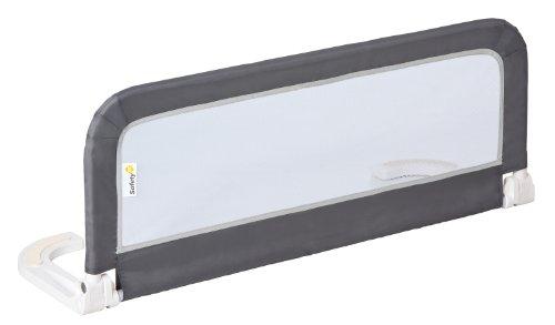 Safety 1st 24830011 - Tragbares Bettgitter, grau