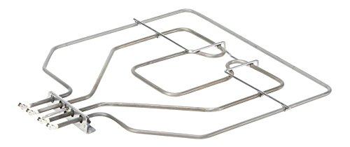 ze/Heizung/Heizelement - passend für diverse Bosch/Siemens/Neff/Constructa Herde/Backofen - passend für Teile-Nr. 00470845/470845 - E.G.O 20.41384.000 = 2041384000 ()