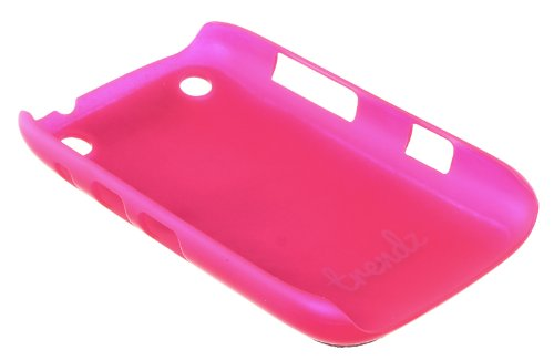 Trendz Schutzgehäuse für Samsung Galaxy Ace - Distressed Union Jack Glitzer Pink