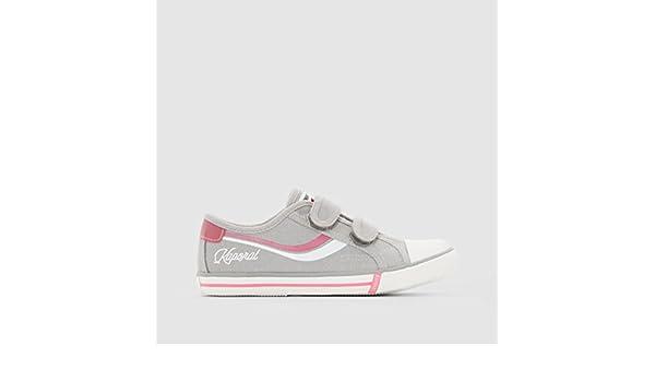 Kaporal Mdchen Flache Sneakers Snobal Gre 33 Grau Kaporal ynEt8n