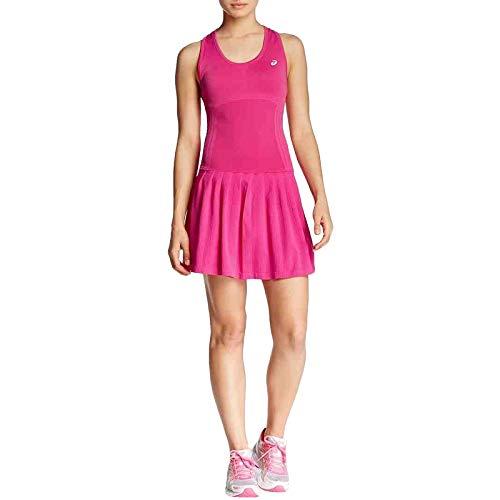 ASICS Performance Damen Tenniskleid rosa S
