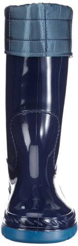 Romika Shuttle II 05002, Unisex - Kinder Stiefel Blau (marine-petrol 594)