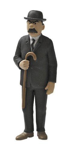 Moulinsart 42445 - Figura de colección Tintín Hernández con su bastón 9cm (2015) 1