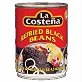 Refried Black Beans / 580g