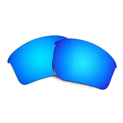 HKUCO Mens Replacement Lenses For Oakley Half Jacket 2.0 Xl Sunglasses Blue Polarized