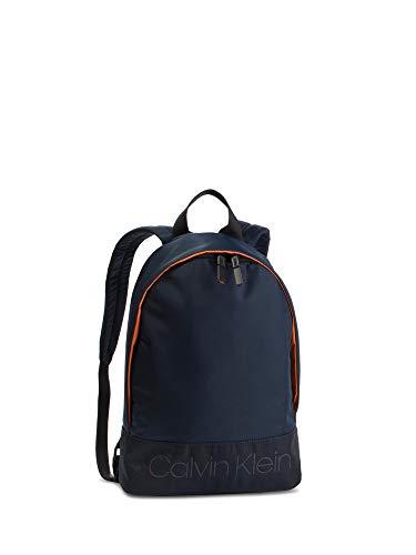 Calvin Klein Shadow Round Backpack Navy