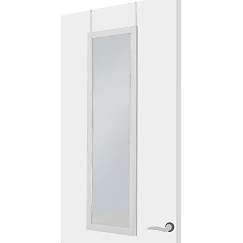 Espejo Puerta Moderno Blanco plástico Dormitorio