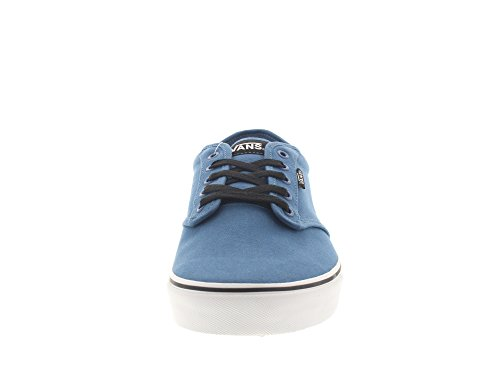 Vans Herren Mn Atwood Sneakers Blue Ashes White