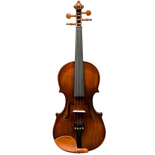 LVSSY-Classic Violine Handmade Studenten Anfänger Violine Chinesischen Fir Panel Maple Zurück Seitenverkleidung in Voller Größe Für Studenten Anfänger,3/4