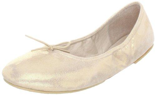 Bloch Kids Sirenetta, Ballerine bambina, Oro (Gold (perla 133)), 32