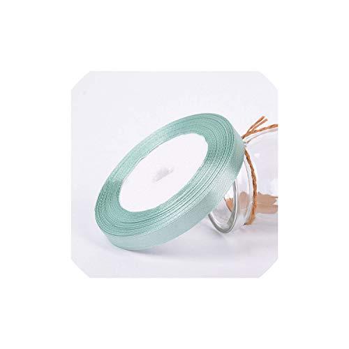 25yards / Rolle Gros Grain Satin-Bänder für Bogen-Fertigkeit Ribbons-Karten-Geschenke Wrapping Lagen,19,20Mm -