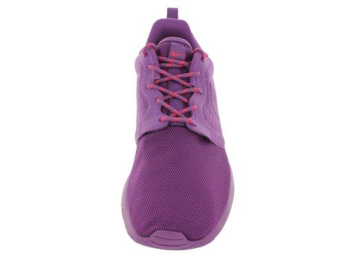 NIKE Wmns Rosherun HYP Sneaker Gris Violet