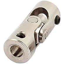 sourcing map Conector para DIY Modelo RC juguete de 4mm a 4mm Motor giratorio del eje
