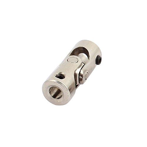 sourcing map Conector para DIY Modelo RC juguete de 4mm a 4mm Motor giratorio del eje cardan