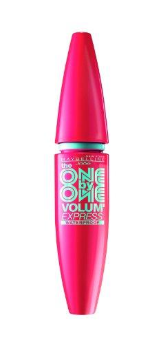 Maybelline Mascara Waterproof By-One Volum' Express 9ml (Noir glamour)