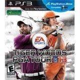PS3 Tiger Wood PGA Tour 13