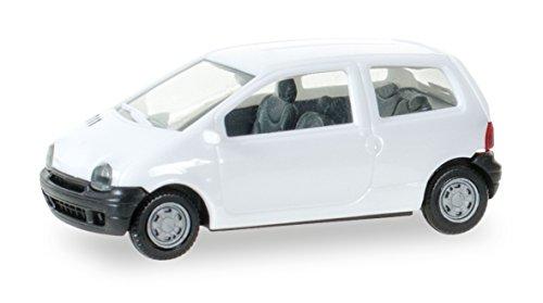 Preisvergleich Produktbild Herpa 012218-004 Minikit: Renault Twingo, weiß