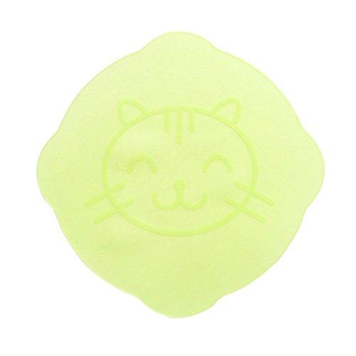 YoungerY Cartoon Silikon Stretch Bowl Wrap Abdeckung Wiederverwendbare Safe Eco-Friendly Mikrowelle