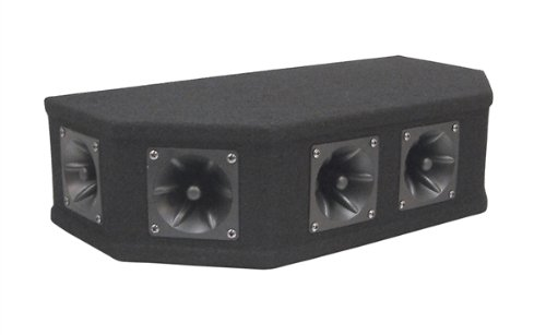 SOUNDLAB 50W BLACK PIEZO TOP BOX SPEAKER P115CP